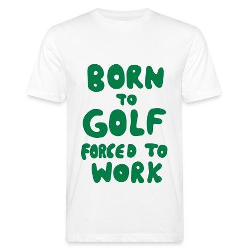 Golf Bio T-Shirt - Männer Bio-T-Shirt