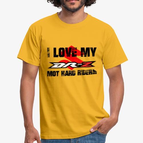 I Love My DRZ - Maglietta da uomo