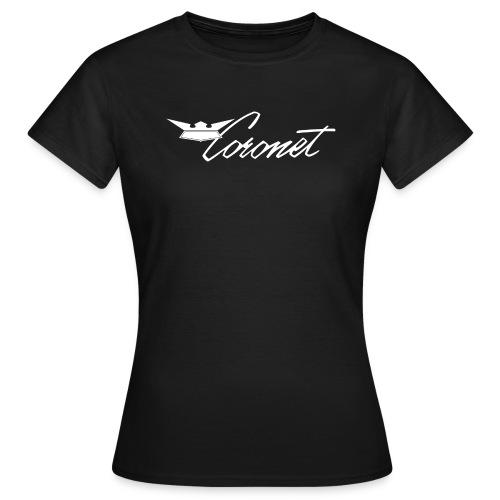 Coronet big - T-shirt dam