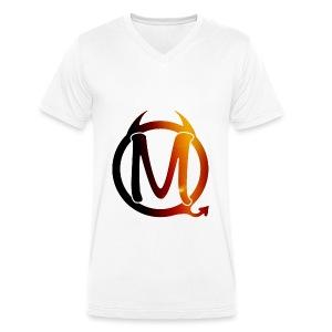 White for 2017 - Männer Bio-T-Shirt mit V-Ausschnitt von Stanley & Stella