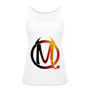 ...for the girls - Frauen Premium Tank Top