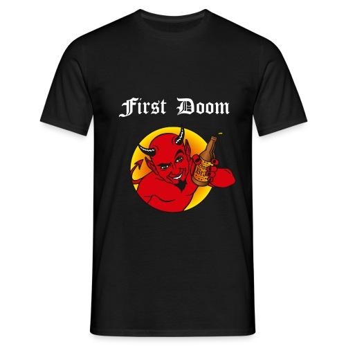 First Doom T-Shirt - Männer T-Shirt