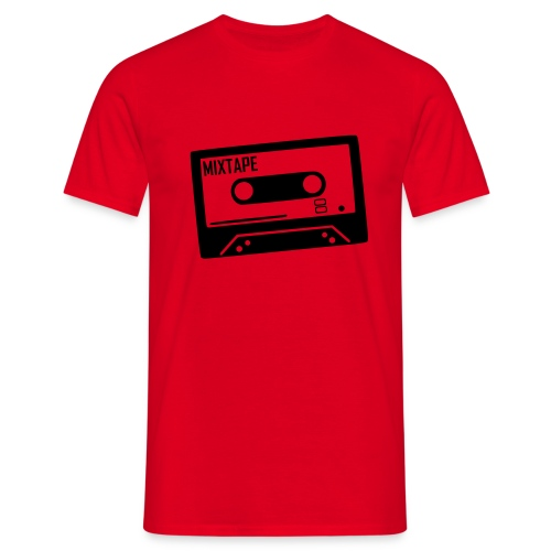 Mixtape - T-shirt Homme
