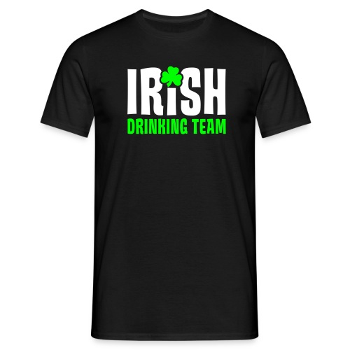 Irish drinking team - T-shirt Homme