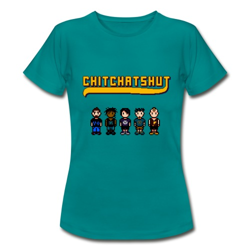 Band Turquoise - Women's Shirt - Women's T-Shirt