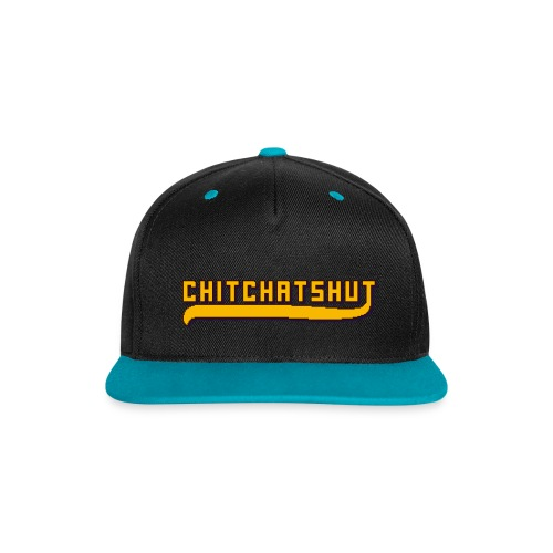 Logo Cap - Contrast Snapback Cap