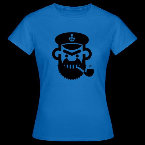 BD Captain Girls Tshirt - Frauen T-Shirt