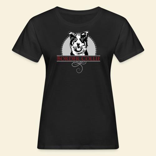 Border Collie - Frauen Bio-T-Shirt