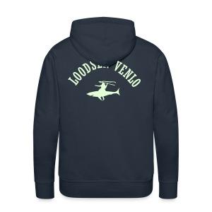 Alleen voor loodsen: Sweater - man  - Mannen Premium hoodie