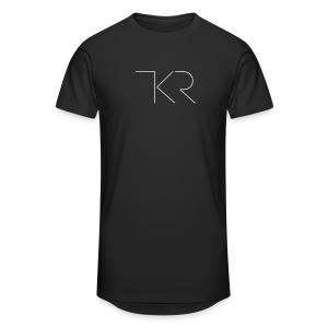 TKR Urban Longshirt - Men's Long Body Urban Tee
