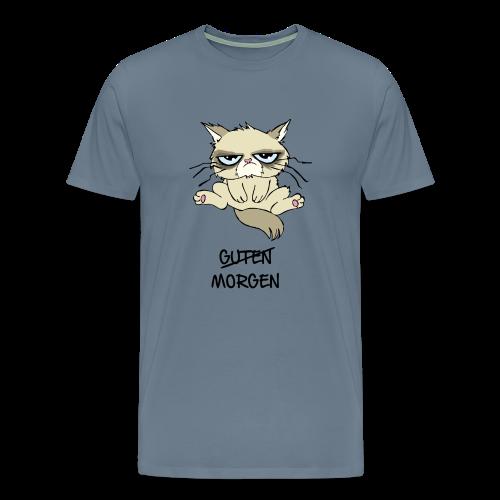 guten morgen - Männer Premium T-Shirt