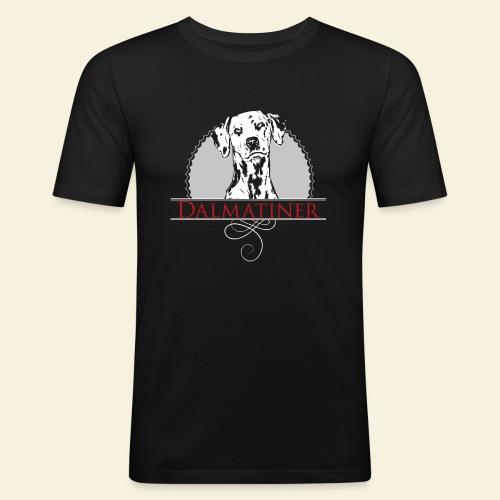 Dalmatiner - Männer Slim Fit T-Shirt