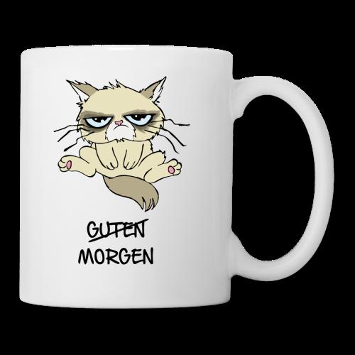 guten morgen tasse h llen catstyle