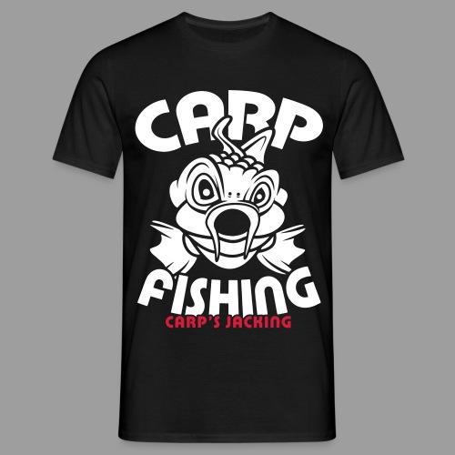 Carp fishing 2017 ( 2 couleurs ) Carp's Jacking - T-shirt Homme