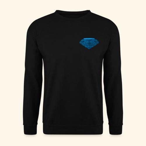 Pullover Blue Diamond - Männer Pullover