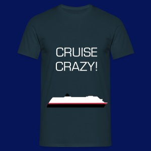Cruise Ship T-Shirt - Men's T-Shirt