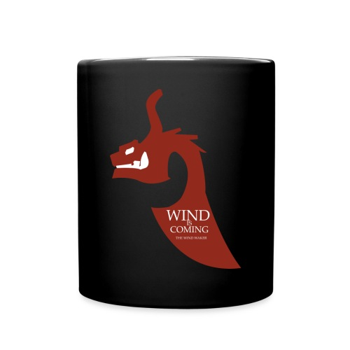Wind is coming - Mug uni