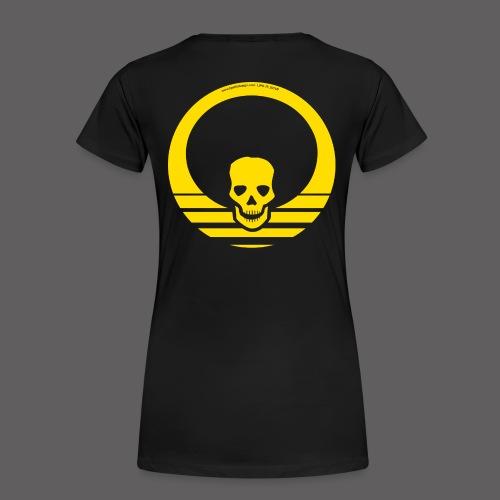 Sunset Yellow - Women - Women's Premium T-Shirt