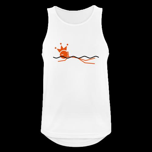 Zwemkoning tanktop ademend - Mannen tanktop ademend
