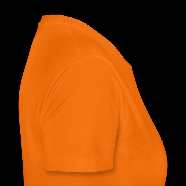 Zwemkoningin premium T-shirt