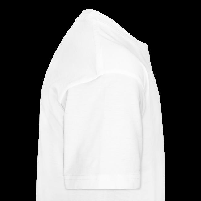 Zwemkoning(in) premium tienershirt