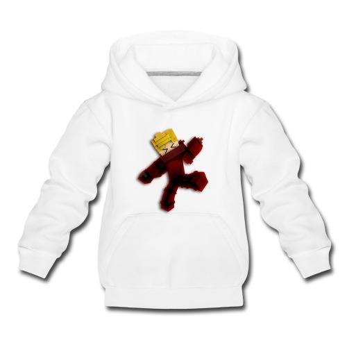 Pullover - Skin (Lustig) - Kinder Premium Hoodie