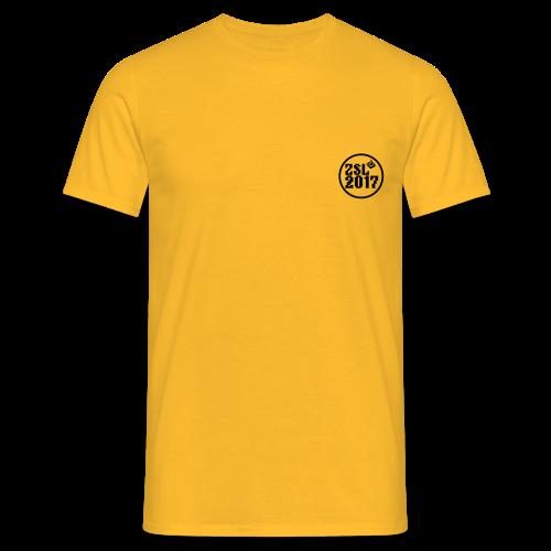 2017 Shirt Standard - Männer T-Shirt