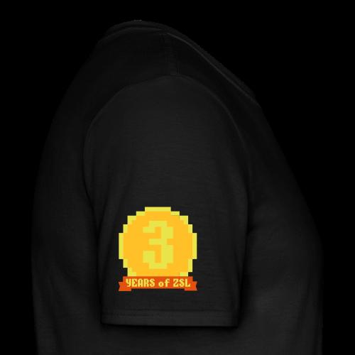 2017 3Y Shirt Black - Männer T-Shirt