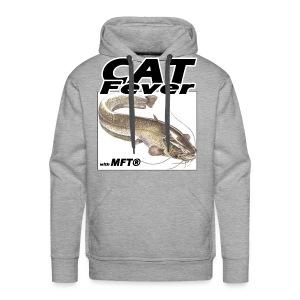 CAT Fever by MFT® - Sweat-shirt  - Sweat-shirt à capuche Premium pour hommes