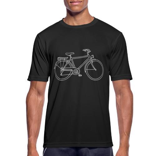 Fahrrad - Männer T-Shirt atmungsaktiv