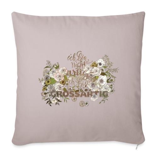Sofa pillowcase 17,3'' x 17,3'' (45 x 45 cm)