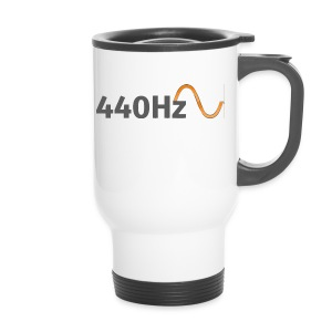 440Hz Radio Kaffebecher - Thermobecher