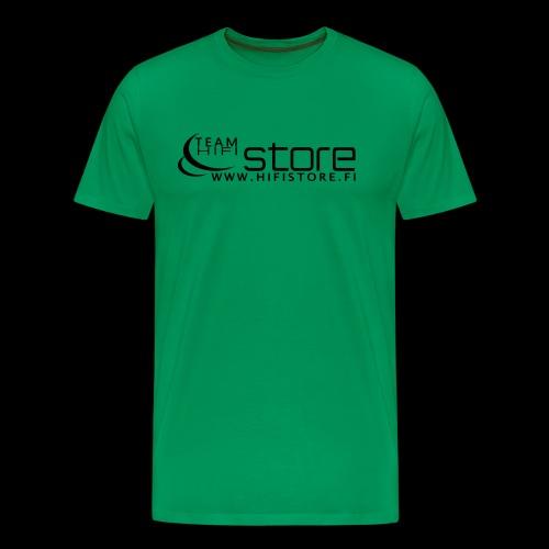 Team Hifistore T-paita - Miesten premium t-paita