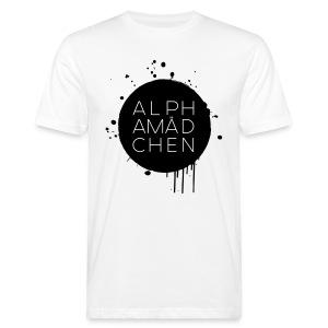 Alphamädchen - Männer Bio-T-Shirt