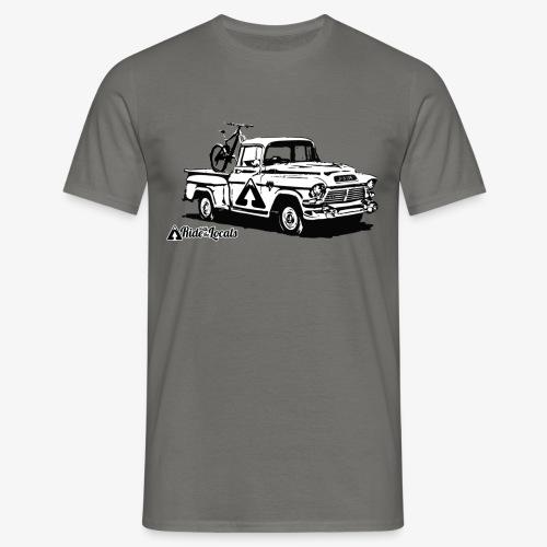 Boring grey Ol' Pickup T Shirt - Men's T-Shirt