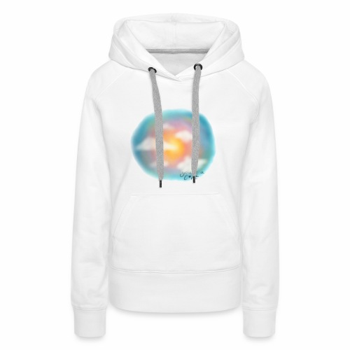 Beautiful: You're A... Female Hoodie - Women's Premium Hoodie
