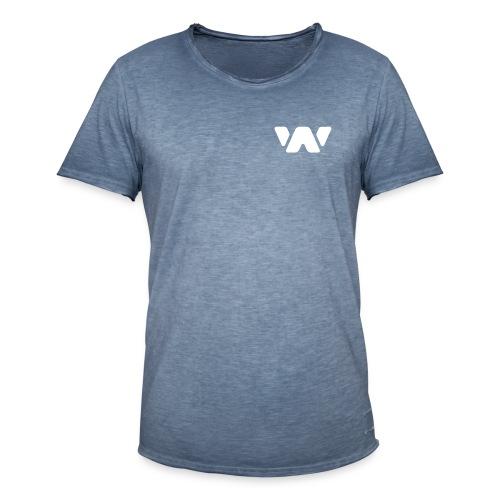 Webbundels vintage - Mannen Vintage T-shirt