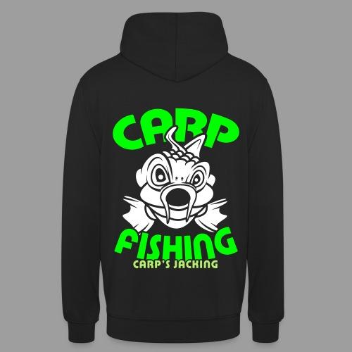 Carp fishing 2017 ( 3 couleurs ) Carp's Jacking sweat - Sweat-shirt à capuche unisexe
