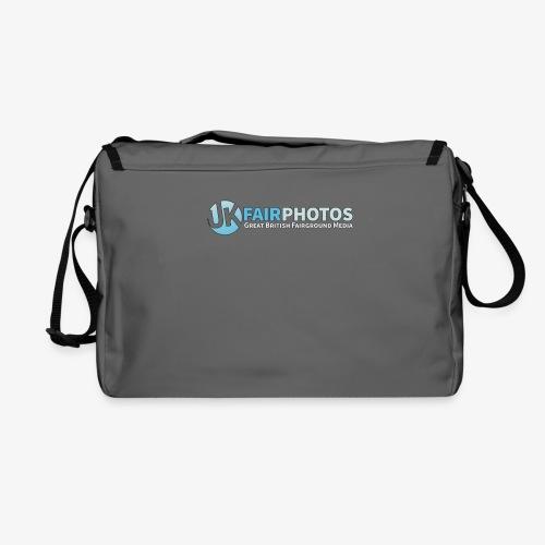 Just a Fairground Thing Messenger Bag - Shoulder Bag