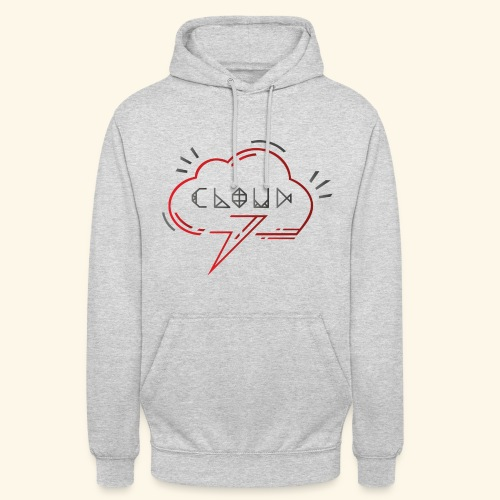 Original Cloud7 - Sweat-shirt à capuche unisexe