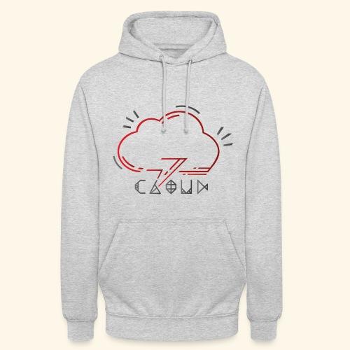 Under Cloud - Sweat-shirt à capuche unisexe