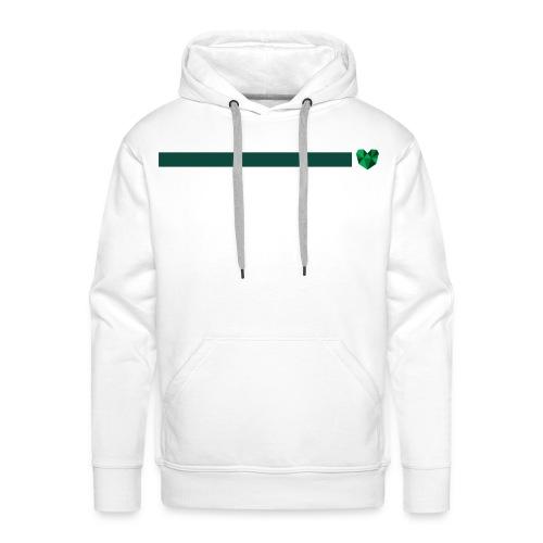 Précieux  - Sweat-shirt à capuche Premium pour hommes