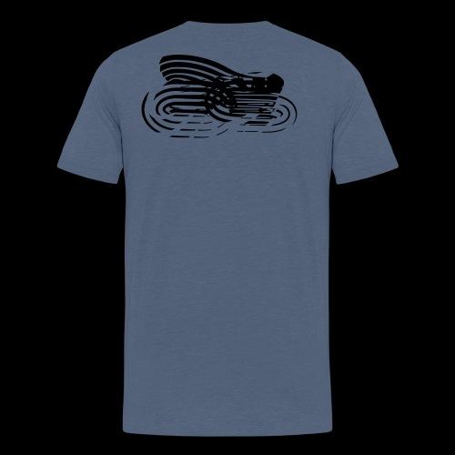 OSart1 + Osart2 + Löw - Männer Premium T-Shirt