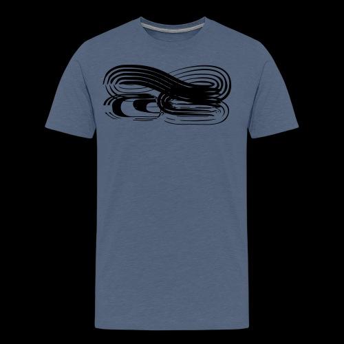 OSart1 + OSart2 - Männer Premium T-Shirt