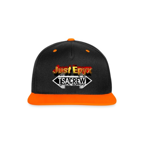 Just Epyx CAP - Kontrast Snapback Cap