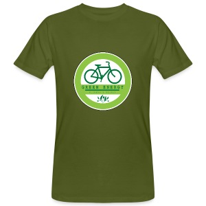 Green Energy - T-shirt bio Homme