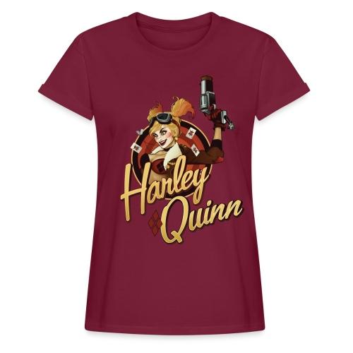 DC Comics Harley Quinn - Frauen Oversize T-Shirt