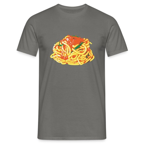 spaghetti - Men's T-Shirt