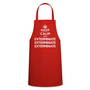 Keep calm and exterminate - grembiule Doctor Who - Cooking Apron