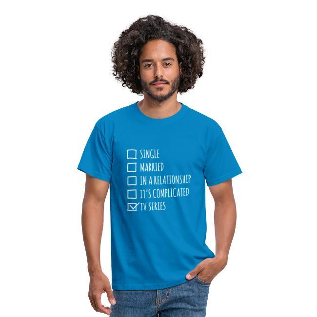 Mondo Di Nerd Shop Tv Series Lover T Shirt Geek Männer T Shirt